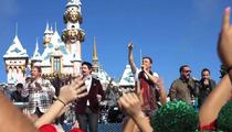 Backstreet Boys -- Christmas FRAUD in November