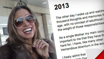 Stacey Dash -- Epic 1,344 Word Rant About Election Depression