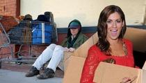 'Bachelorette' Star Jillian Harris -- Homeless in Vancouver ... Temporarily