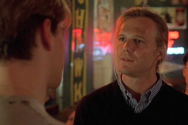 """Scott William Winters is best know for playing the apple liking Harvard student in 1997 drama """"Good Will Hunting."""""""