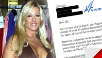 Porn Star Jill Kelly -- General Petraeus Sex Scandal Got Me a Job Offer!