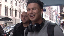 Pauly D -- Angelina Should Have Been Invited to Sandy Telethon