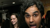 'Big Bang Theory' Star Kunal Nayyar Accused of Screwing Agent Out of 'Big Bang' Cash
