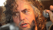 'Flaming Lips' Singer Wayne Coyne Shuts Down OKC Airport ... with a GRENADE
