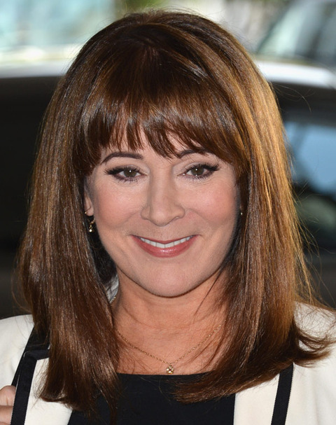 Patricia Richardson was spotted out looking daring.