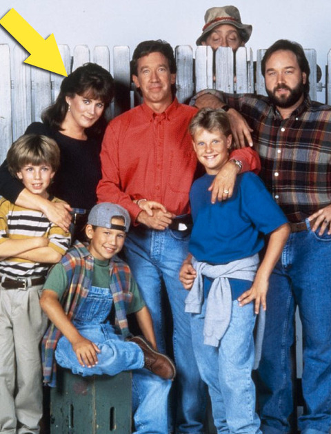"""Patricia Richardson is best known for playing the patient parent Jill on the 90's comedy sitcom """"Home Improvement."""""""