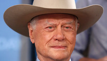 Larry Hagman Dead -- 'Dallas' Star Dies at 81