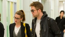 Kristen Stewart and Robert Pattinson -- Something to be Thankful For