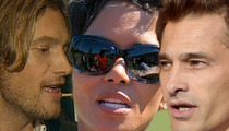 Gabriel Aubry, Halle Berry, Olivier Martinez May Have Settled Beef