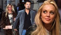 Lindsay Lohan Victim -- She Hurled a RACIAL SLUR At Me