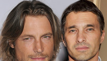 Gabriel Aubry vs. Olivier Martinez -- Who'd You Rather?