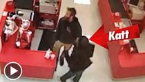 Katt Williams Slaps Target Employee IN THE FACE [VIDEO]