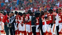 Kansas City Chiefs -- Victorious the Day After Jovan Belcher Tragedy