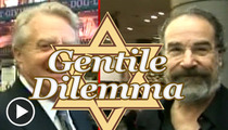 Jerry Springer vs. Mandy Patinkin -- Sophie's Choice ... Jewish Celebrity Edition