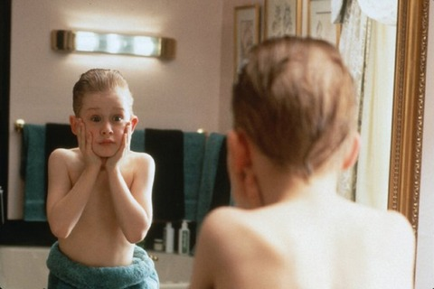 "Macaulay Culkin's most well known role to date is ""Home Alone."" He played the youngest son, Kevin McCallister, that is left at home during the holiday season!"