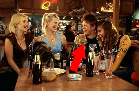 """Colin Frissell, played by Kris Marshall in """"Love Actually"""" made us laugh on his quest for the perfect American woman!"""