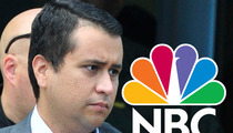 Trayvon Martin Shooter George Zimmerman Sues NBC Over 911 Tape