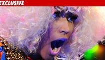 Nicki Minaj's New Year -- Six Minutes Behind Schedule