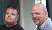 'Pawn Stars' -- FINED by Cops ... Get Your Trash Off Our Sand!
