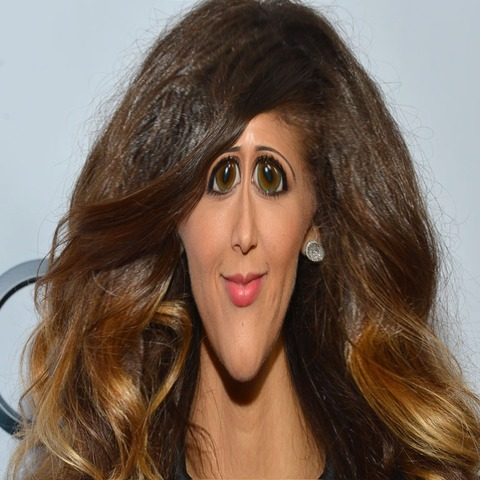 Guess the scrambled celebrity!