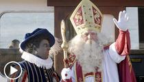 Dutch Santa Claus -- Dark Side of Christmas Traditions