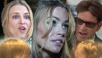 Brooke Mueller's Twins Left With Denise Richards