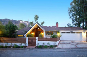 David Cook's Hollywood House