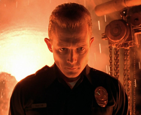 """Robert Patrick is best known for playing the advanced prototype terminator T-1000 in the 1991 sci-fi thriller """"Terminator 2: Judgment Day."""""""