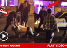 Liam Hemsworth Unleashes Beatdown in Street Fight [VIDEO]