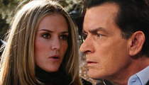 Brooke Mueller AT WAR With Charlie Sheen Over Twins