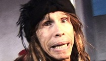 Steven Tyler -- My Ex-Manager Was an Insulting, Rude Dude