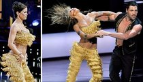 Old 'Dancing' Outfit Made Emmy Debut