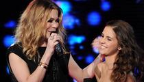LeAnn Rimes -- Flip-Flopping on 'X Factor' Performance