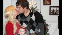 Levi Johnston -- TRIPPIN' OUT in Family Christmas Photo
