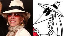 Jane Fonda vs. Spy?