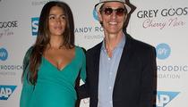 Matthew McConaughey -- My Wife Just Gave Birth ... Again!