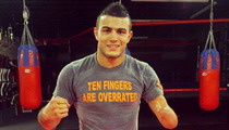One-Armed MMA Fighter -- Why Can't I Fight in the UFC? I'm Stumped!