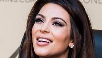 Kim Kardashian -- I'm Taking My Fetus to ... Vegas, Baby!!!