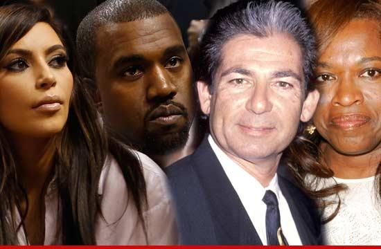 Kim Kardashian Pregnant -- I Wish My Dad Kanyes Mom Could Celebrate Baby With Us