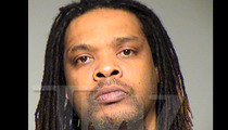 Latrell Sprewell Arrested -- NBA Legend Busted for Blaring Music ... Worst New Year's Ever