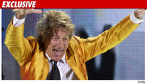 Rod Stewart Sued -- Cruel Act of Wardrobe