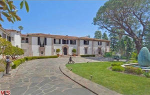 Jerry Bruckheimer's $23 Million Hollywood Estate