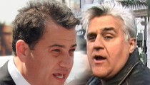 Jimmy Kimmel -- BLASTS Jay Leno ... He's an Unfunny, Sellout