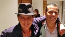 Charlie Sheen: Mayor Villaraigosa Is Lying -- We Partied For Hours