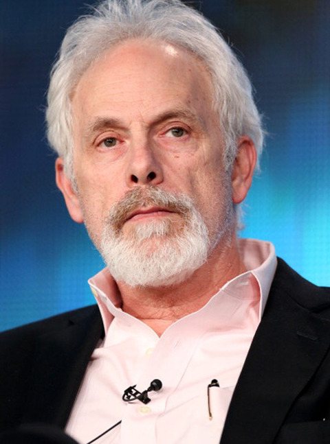 Christopher Guest resurfaced in Pasadena looking jazzed.