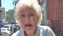 Betty White -- SNL Is Testing My Nerves