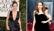 Katharine McPhee -- It's Never Too Late for Jolie Leg!