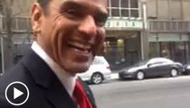 Mayor Antonio Villaraigosa -- Radio Silence on SHEEN-GATE [Video]