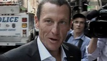 Lance Armstrong -- Reportedly APOLOGIZES to Livestrong Staff