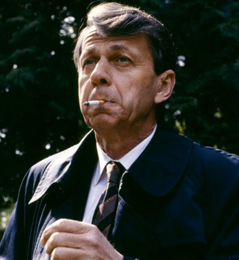 """William B. Davis is best known for playing the illusive Smoking Man in the freaky '90s television thriller """"The X Files."""""""
